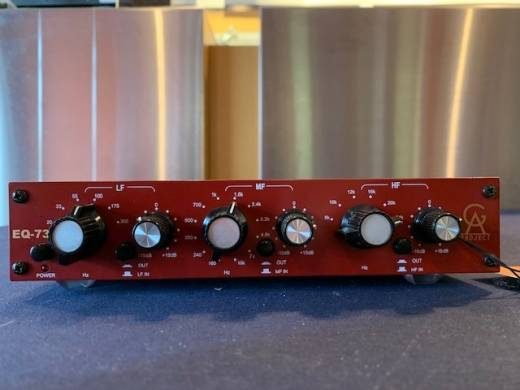 1 CHANNEL NEVE 1073 STYLE EQ