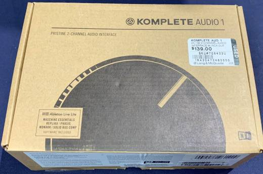 Store Special Product - Native Instruments - KOMPLETE AUD 1