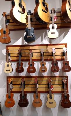 We have your new ukulele!