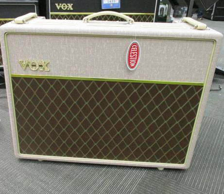 VOX Handwired AC30