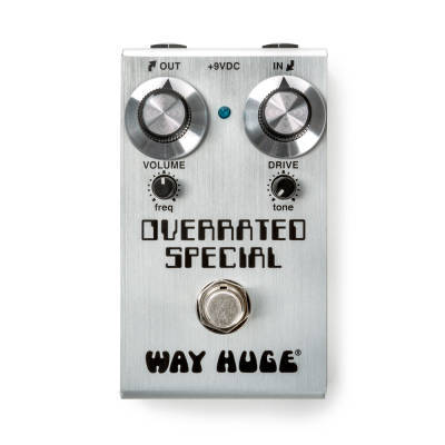 Smalls Overrated Special Overdrive