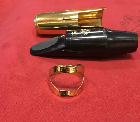 C - Tenor Sax Mouthpiece - S80 Series