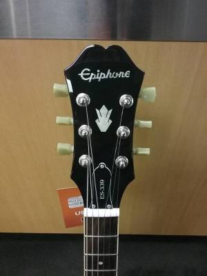 Store Special Product - Epiphone ES-339 Semi Hollow Electric - Vintage Sunburst