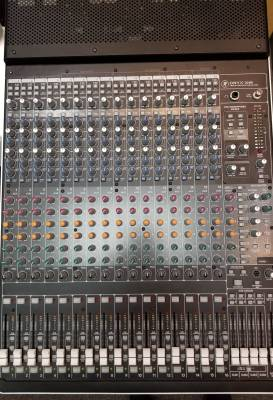 16-Channel/4-Bus Compact Recording Mixer