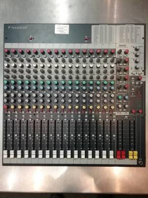 FX16ii - 16X4 Channel Mixer with Lexicon Effects