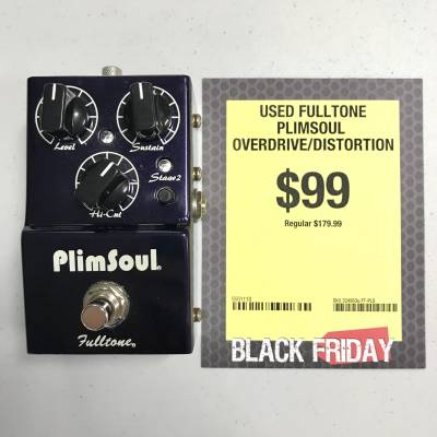 Fulltone Custom Effects - FT-PLS