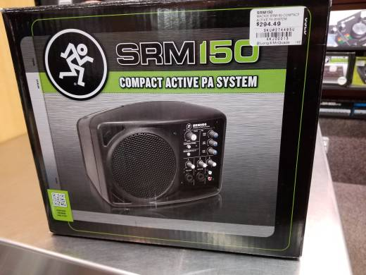 Store Special Product - SRM150 Compact Active PA System