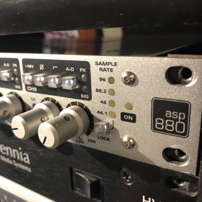 Store Special Product - 8 Channel Microphone Preamplifier and ADC