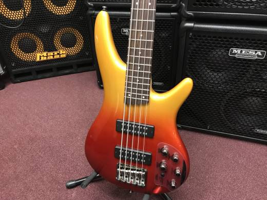 SR5 HH Electric Bass Guitar - Autumn Fade Metallic