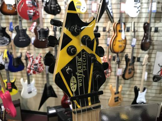 Store Special Product - Wolfgang Special Black & Yellow Stripe