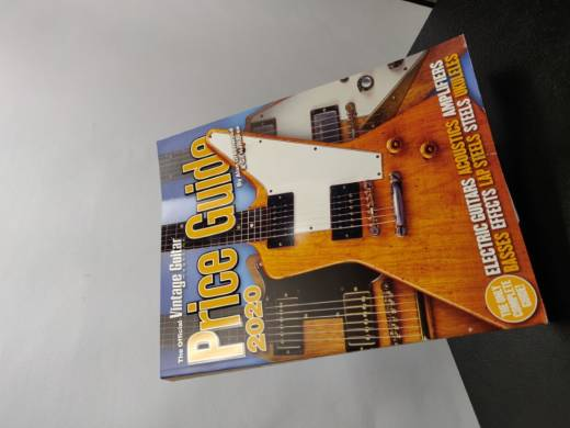Official Vintage Guitar Magazine Price Guide - 2020