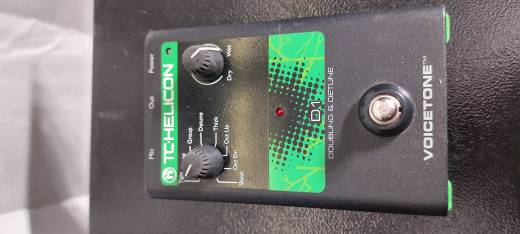 TC-Helicon - VOICETONE D1