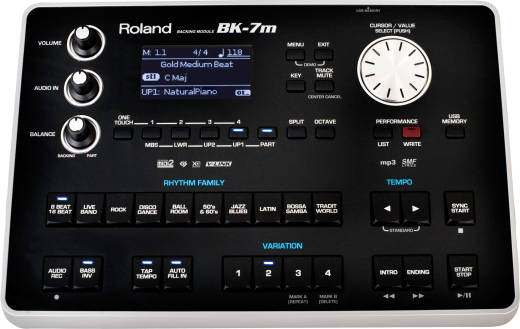 Roland BK-7M - Backing Module