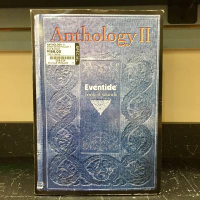 Eventide Anthology II TDM Bundle