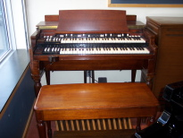 Hammond B-3, Leslie 122, Bench and Pedals