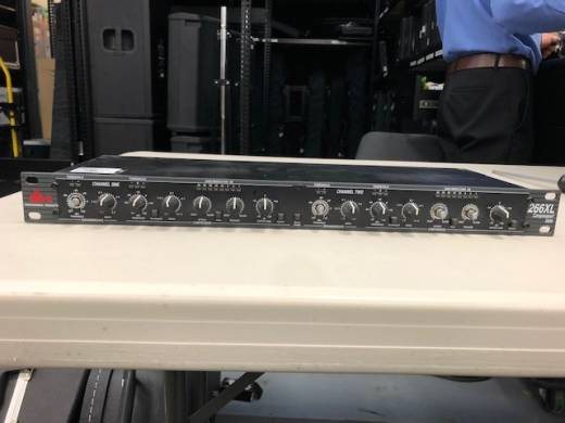 266XL -  2 Channel Compressor/Gate