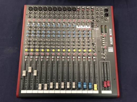 ZED-16FX - 16 Channel Live/Recording Mixer with USB & FX