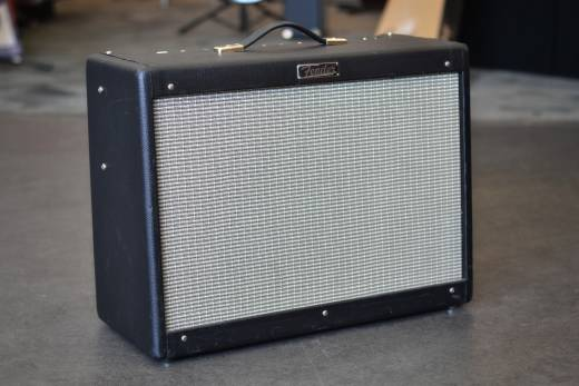 Store Special Product - Fender Hot Rod Deluxe IV 40W 1x12 Tube Combo Amplifier - Black