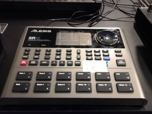 Store Special Product - Alesis SR18 Drum Machine