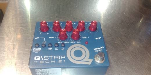 Store Special Product - TECH 21 - Q/Strip Parametric EQ/ DI