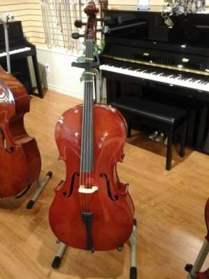 Store Special Product - Schoenbach Student Cello Outfit 1/2