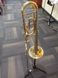 Jupiter Bb Trombone w/F Attachment