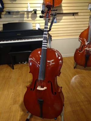Store Special Product - Student Cello Outfit 4/4