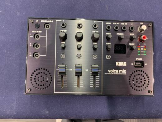 Volca Mix Four-Channel Analogue Performance Mixer