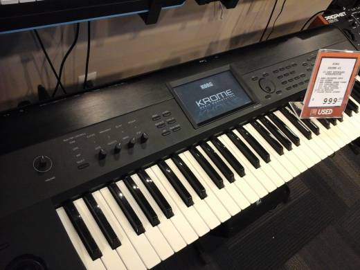 KROME-61 Music Workstation Keyboard - 61 Key