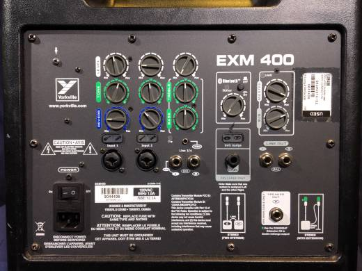Store Special Product - Excursion Mini 400 Watt Compact PA