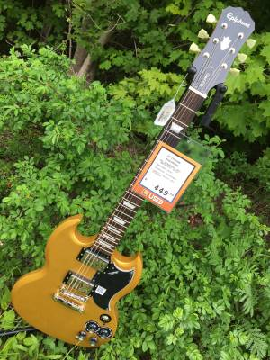 SG Standard Pro Ltd - Metallic Gold