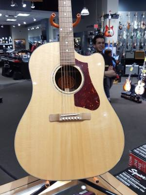 Gibson (USA) 2017 HP 415 CEX Acoustic Electric Guitar - Natural