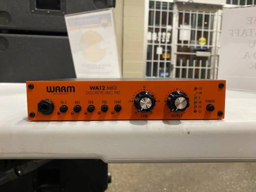 Warm Audio - WA12 MK2
