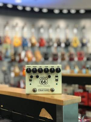 Route 66 Compression/Overdrive Pedal (Version 3)