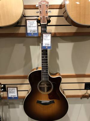 Taylor Grand Symphony Red Cedar Vintage Sunburst
