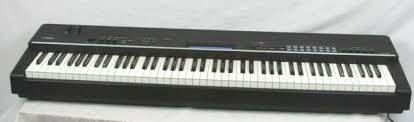 YAMAHA CP4 88-NOTE WEIGHTED KEY STAGE PIANO
