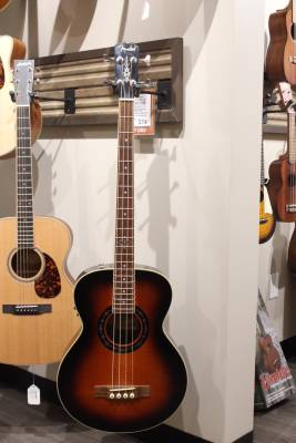 T-Bucket Acoustic Bass
