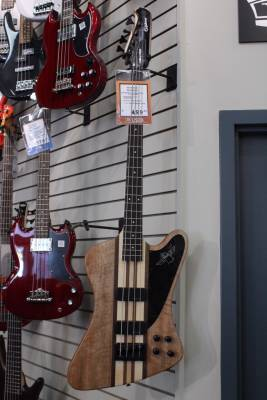 Store Special Product - Thunderbird Pro Bass IV - Natural