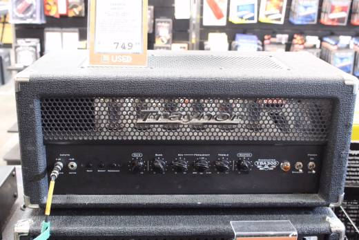 Store Special Product - 300 Watt All-Tube Bass Head
