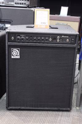 Store Special Product - BA-210 350 Watt 2x10 Bass Combo Amp with Scrambler