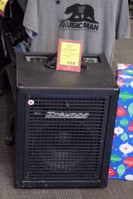 Store Special Product - Dynablock Series 350 Watt - 1x12Bass Combo Amp