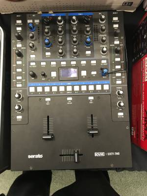 Sixty-Two DJ Mixer For SSL