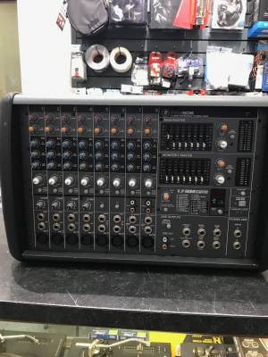 Mackie PPM608 Powered Mixer