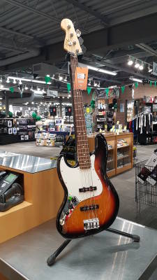 Store Special Product - FENDER STD J BASS LH RW BSB