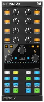 Native Instruments-Traktor X1 Control