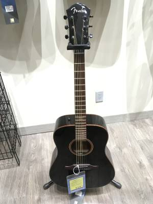 FENDER F-1020S DREADNOUGHT RW BLK