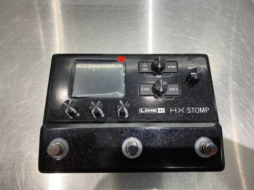LINE 6 HX STOMP MULTI EFFECT PROCES