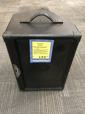 TRAYNOR TRAVELMATE 50W BATTERY AMP