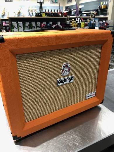 CR60C Crush 60W 2-Channel Combo Amp w/ Rev FX Loop