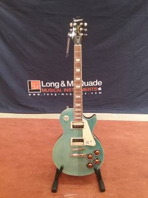 Epiphone Les Paul Traditional Pro 3 Plus Ocean Blue